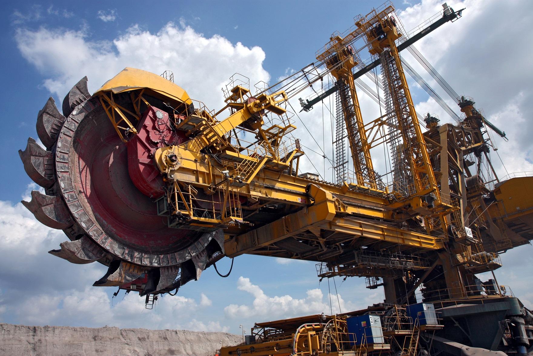 Coal Mining Machinery